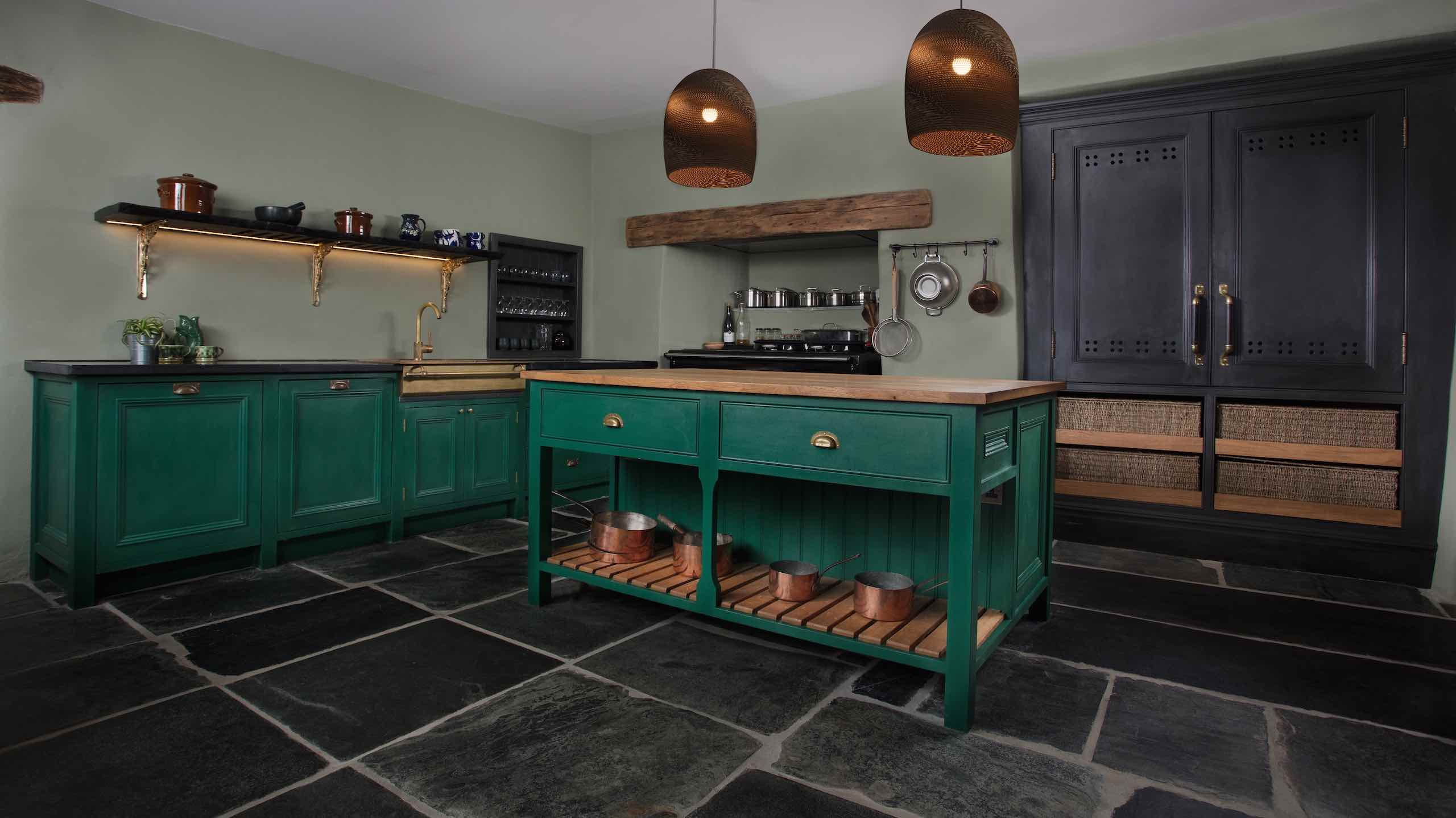 Open Plane Bespoke kitchen